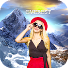 Mount Everest Photo Frames icon