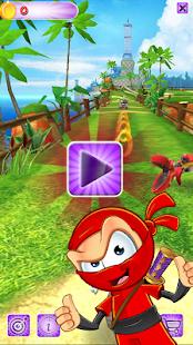Sonic Halloween Ninja Go Boom - náhled