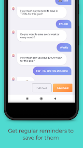 Easyplan Saving App: Set goals, Withdraw instantly Apk Download for Android 2