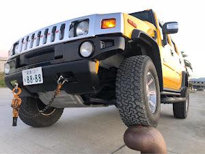 H2  07,HUMMER,LUXPXG三井D車のカスタム事例画像 ヨシクマ🇺🇸🍍さんの2020年02月01日19:13の投稿