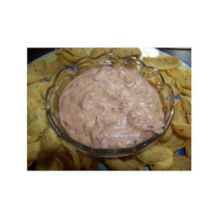 Fritos and Salsa Bean Dip