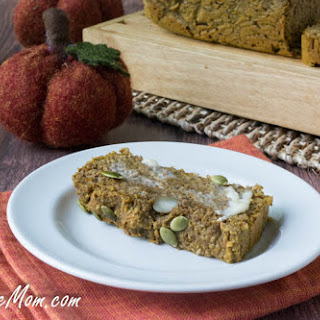 Sugar-Free Low Carb Pumpkin Bread