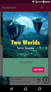Audiobook Player- screenshot thumbnail