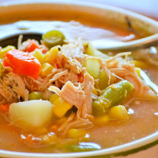 Homemade Turkey Vegetable Soup Recipes