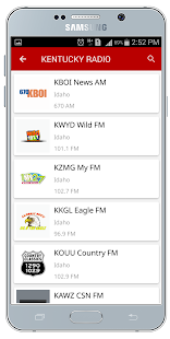 Download ALL KENTUCKY RADIO FM For PC Windows and Mac apk screenshot 5
