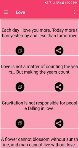 Slatko citiranje ljubavnih citata