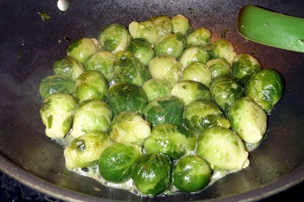 Brussels Sprouts In Brown Butter Recipe