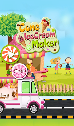Ice Cream Maker Cooking