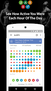 ActiFit – Auto Fitness Tracker- screenshot thumbnail