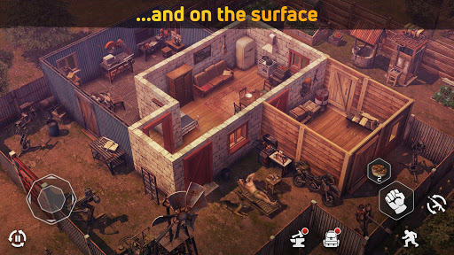 Dawn of Zombies: Survival after the Last War screenshots 11