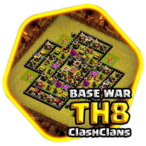 Th8 War Base Coc 2017 Google Play 應用程式