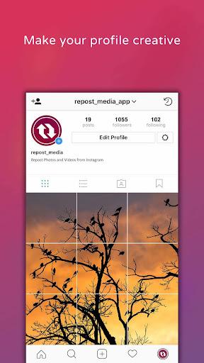 Grid Post - Photo Grid Maker for Instagram Profile screenshots 13