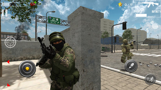 Special Ops Shooting Game screenshots 8