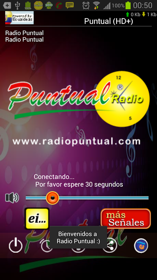 Radio Puntual- screenshot
