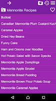 Screenshot of Cooking Recipes Free
