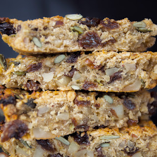 Almond Oat Bar Recipes