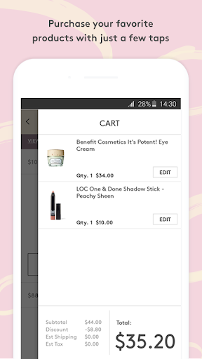 Birchbox 2.15 screenshots 5
