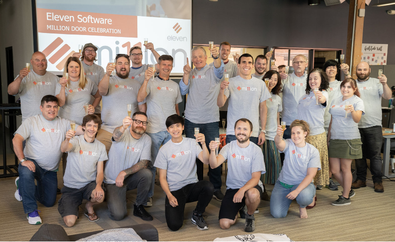 Eleven Software's team members