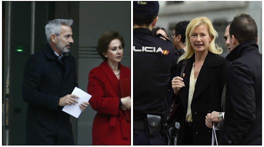 Piden 32 años para Ana Duato y 27 para Imanol Arias por delitos fiscales