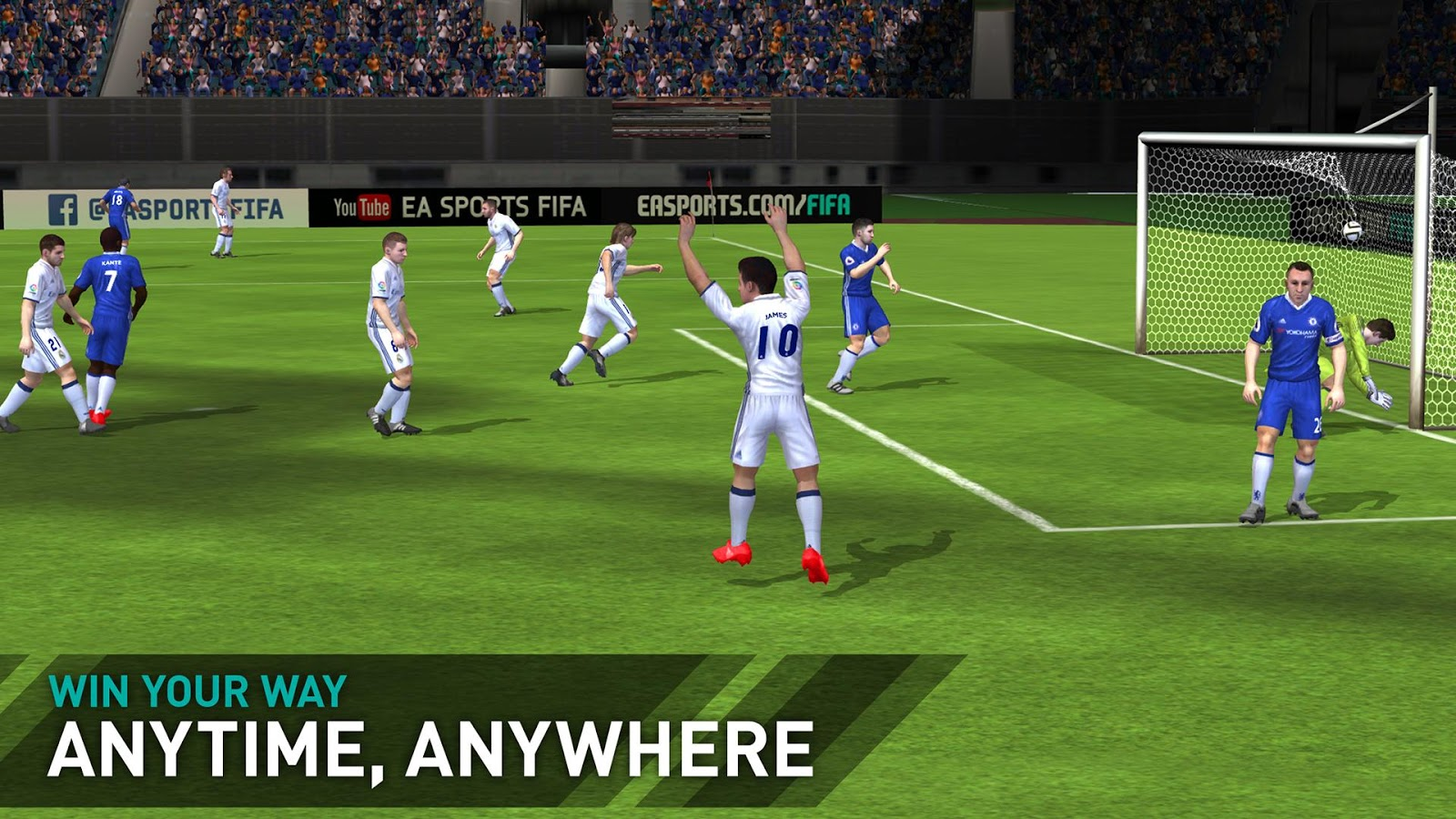 FIFA Mobile Soccer Cheats