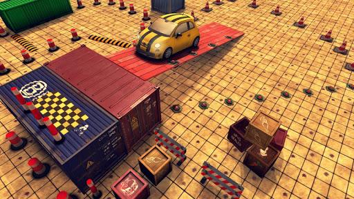 Modern Car Drive Parking 3d Game - TKN Car Games screenshots 3