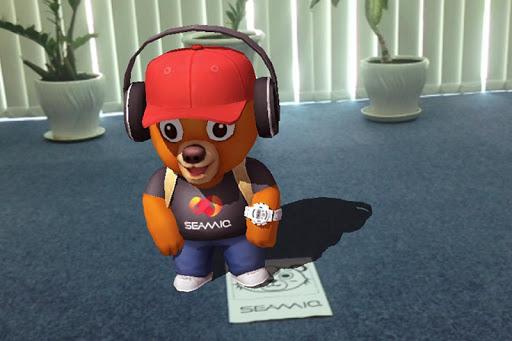 My Dancing Bear - AR Edition