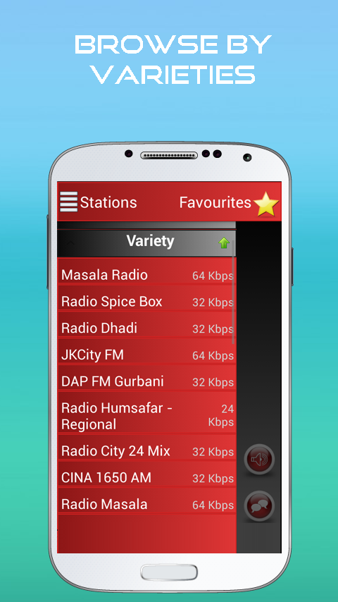 A2Z Hindi FM Radio- screenshot