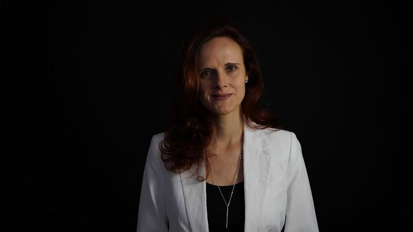Rocío Juárez, escritora y cinematográfica.
