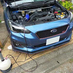 インプレッサ スポーツ GT6のカスタム事例画像 キターさんの2021年09月25日18:17の投稿