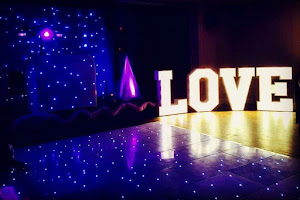 Light Up Letters For Hire In Hertfordshire | Platinum Disco