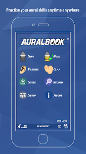 AURALBOOK for ABRSM Grade 4- screenshot thumbnail
