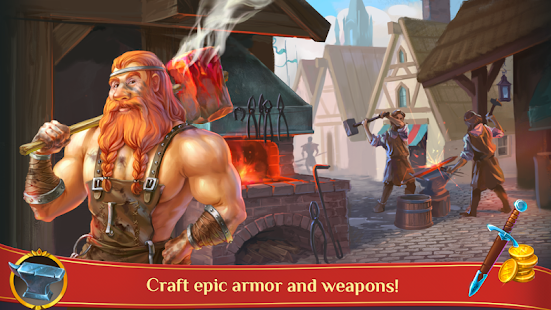 Warspear Online MMORPG- screenshot thumbnail