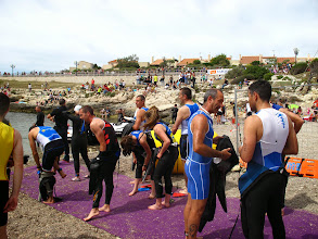 Photo: Triathlon Côte Bleu