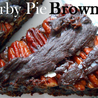 Derby Pie Brownies