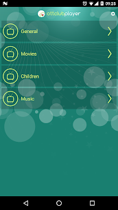 OTTClubEU Player 2.8 MOD for Android 1