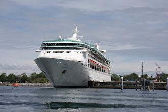 Photo: Victoria - Cruise Ship Terminal