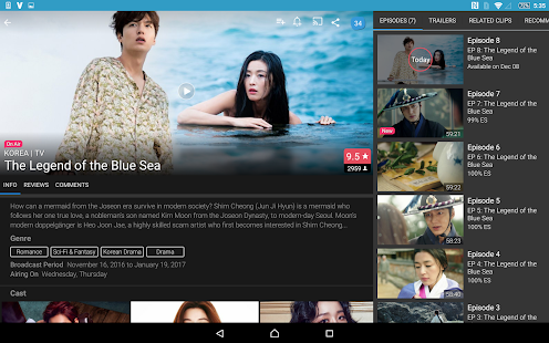 App Viki: Korean Drama, Movies & Asian TV APK for Windows Phone