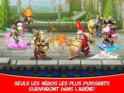 Clash de Châteaux:Castle Clash- screenshot thumbnail