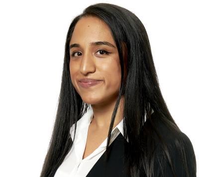 Fatima Ismail, Associate, Webber Wentzel.