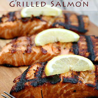 Grilled Salmon Brown Sugar Recipes