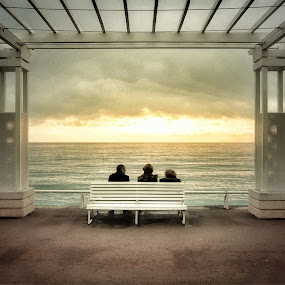 Sunsets by Pier Riccardo Vanni - People Street & Candids