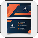 Business Card Design - Visiting Card Maker pro icon