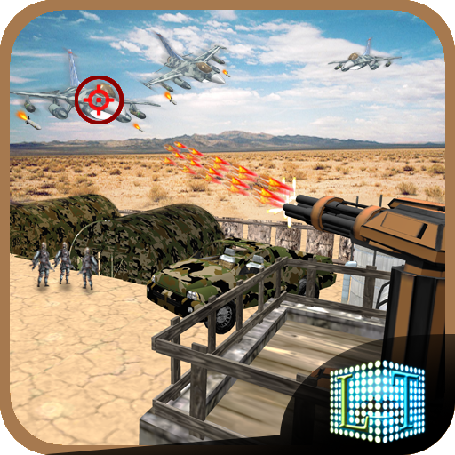 Air Strike Combat - Freedom Forces Gunner Shooting (game)
