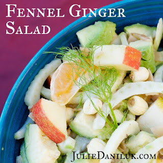 Fennel Ginger Salad