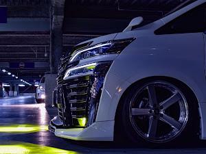 ヴェルファイア AGH30W 平成27年式のカスタム事例画像 fcl. (エフシーエル)HID・LEDの専門店さんの2021年06月14日13:37の投稿