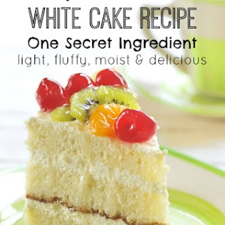 Moist White Cake Yogurt Recipes