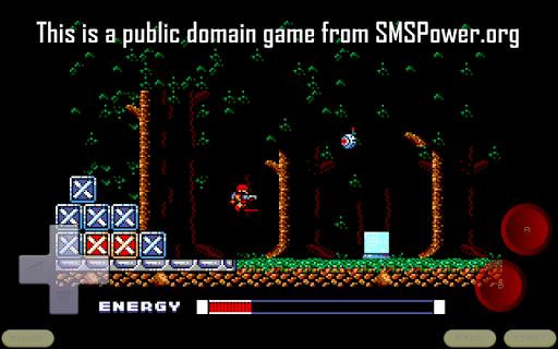 MasterGear - MasterSystem & GameGear Emulator screenshots 14