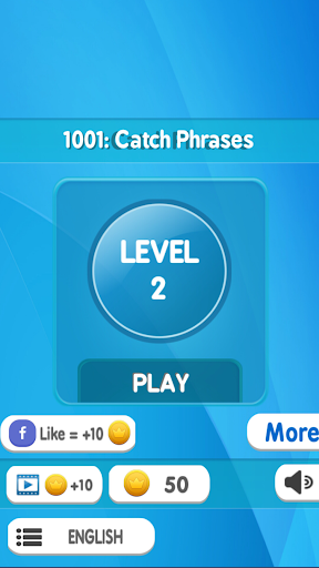 1001: Catch Phrases Quiz
