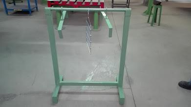 Photo: Proyecto de un perchero para el módulo de EIE deSergio y Jorge