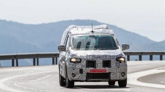 La nueva generación del Dacia Dokker, más cerca de Syrsa Almería